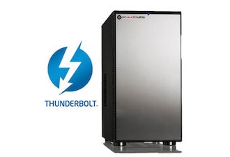 New Thunderbolt Pro Audio Computers