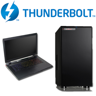 New Thunderbolt Machines