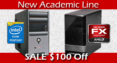 Picture of PCAudioLabs Academic DAW Workstation-Sale