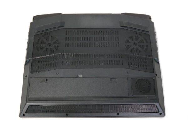 PCAudioLabs MC m10 Pro Audio Laptop - Bottom