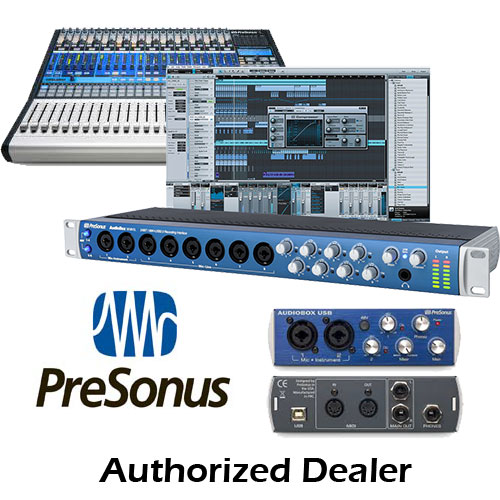 PreSonus-Authorized-Dealer