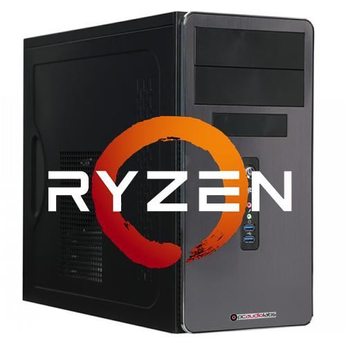 Rok Box CR 3 AMD Ryzen Pro Audio Computer