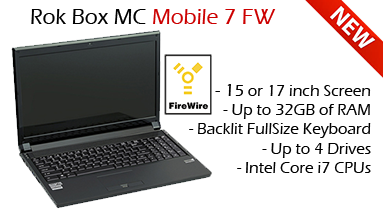 Picture of PCAudioLabs MC m7 FWDAW Laptop
