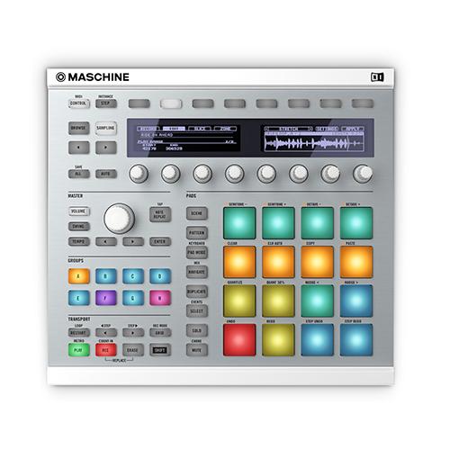 Native Instruments Maschine MK3 4