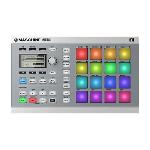 Native Instruments Maschine Micro 4