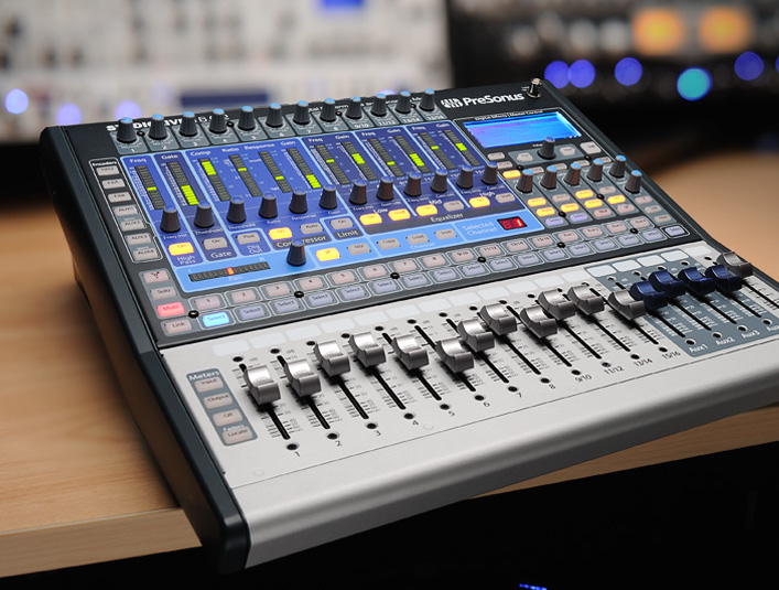 Digital Mixer For Live : presonus studiolive 16 0 2 digital performance mixer ~ Russianpoet.info Haus und Dekorationen