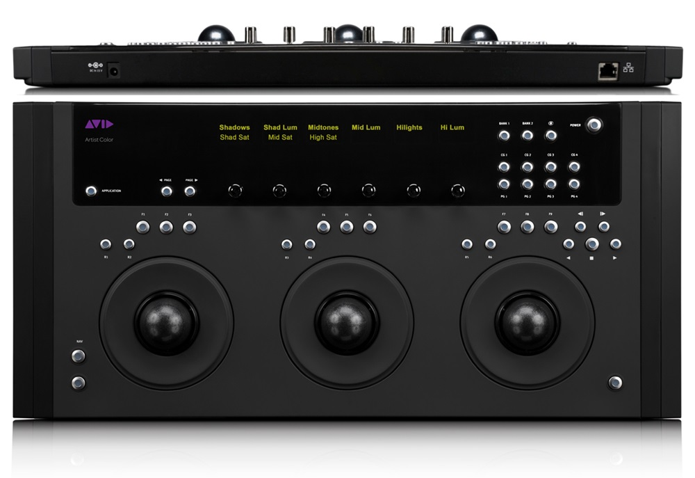 Avid Artist Color - Compact Color Correction Panel