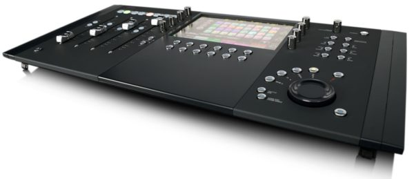Avid Artist Control Compact 4 Fader Control Surface with Touchscreen
