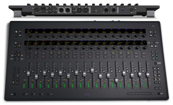 vid Pro Tools S 3 Control Surface