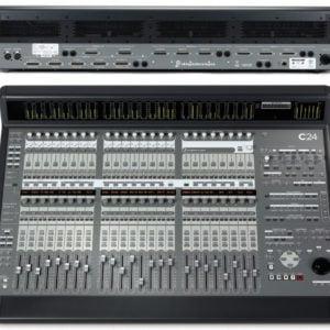 Avid Pro Tools C 24 Control Surface