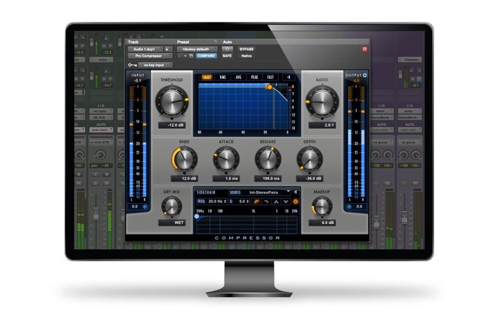 MainPluginProCompressor for Avid Audio Plug-In Activation Card Tier 1