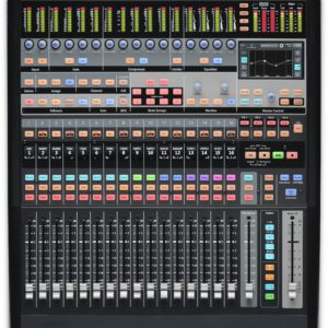 PreSonus StudioLive CS18AI Ethernet Control Surface Mixer