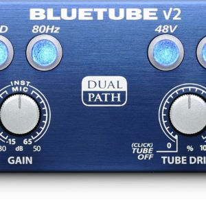 PreSonus Blue Tube DP V2 2 Channel Tube Mic-Pre w:Dual Path