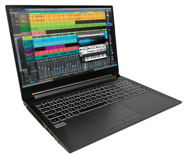 PCAudioLabs MC m7 15 inch Pro Audio Laptop