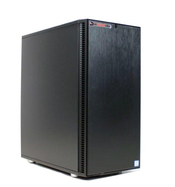 PCAudioLabs MC series Black Mid-Tower case