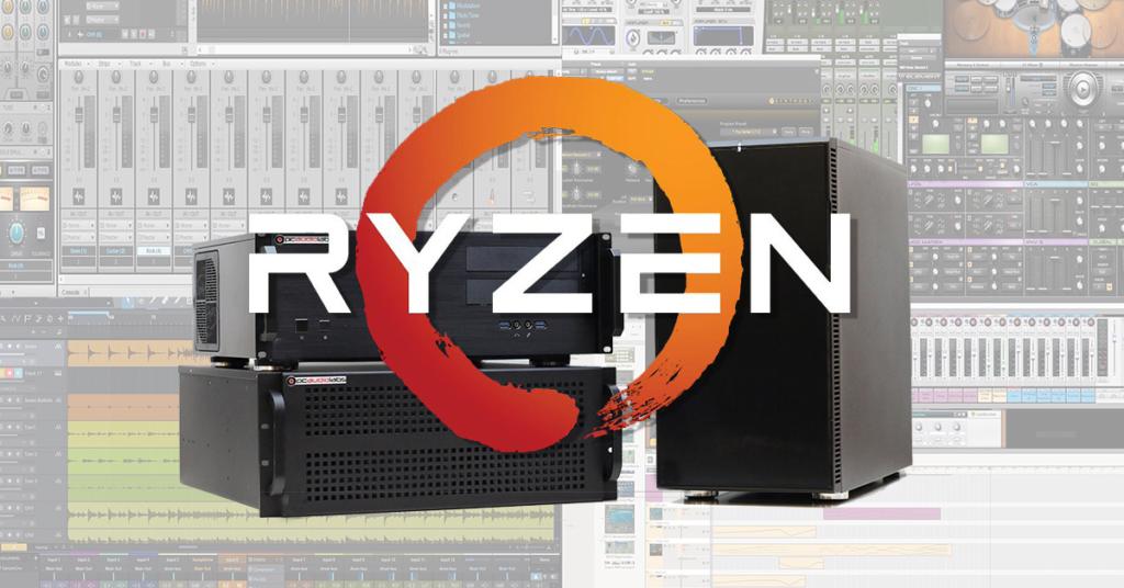 MC Z Ryzen Series Po Audio Computer AMD Ryzen 3900X Pro Audio Benchmarks