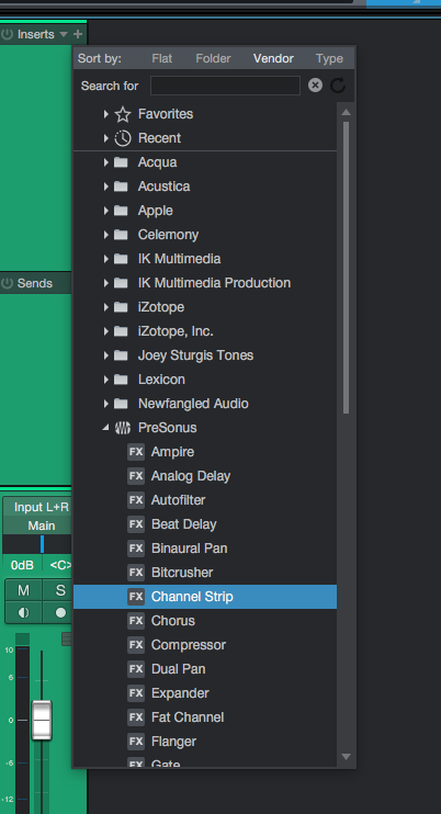 How to use the Channel Strip plugin in Studio One 4 - PCAudioLabs