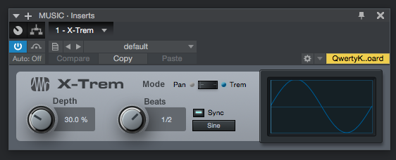 How to use X-Trem in Studio One 4