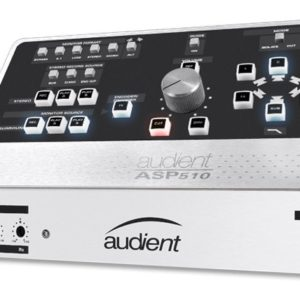 Audient ASP 510 Surround Sound Mix:Monitor Controller