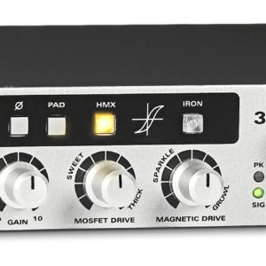 Audient Asp800 8 Channel Microphone Preamplifier and ADC with HMX & IRON