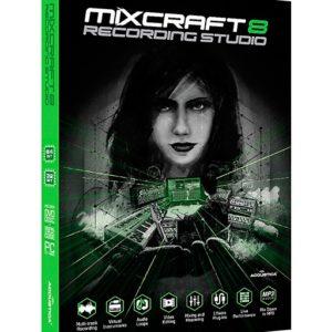 Mixcraft 8 Pro Studio Academic Edition - Box