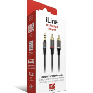 iLine RCA Output Adapter Cable
