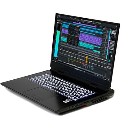 PCAudioLabs MC m10 - Pro Audio Laptop